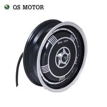 QS 13 inch Do Motor 4000 W 273 40 H V2 Brushless BLDC EElectric Único Eixo Motor Do Cubo Da Roda