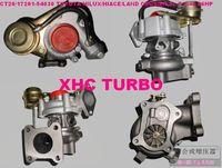 Новый CT20 17201 54030 Turbo Турбокомпрессоры для Toyota Hiace Hilux Landcruiser, 2l t 2.4l 86hp