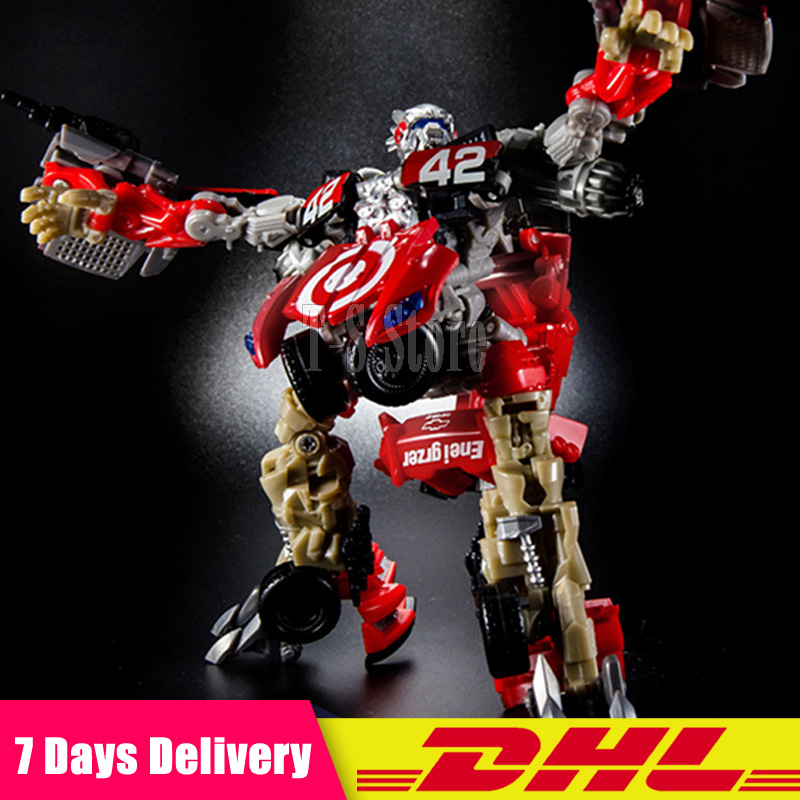 13 CM Free Shipping DHL THF Toy House Factory THF-02 Leadfoot Deluxe DA34 Movie 3 Dark of The Moon Transformation Action Figure thf 51 thf 51s