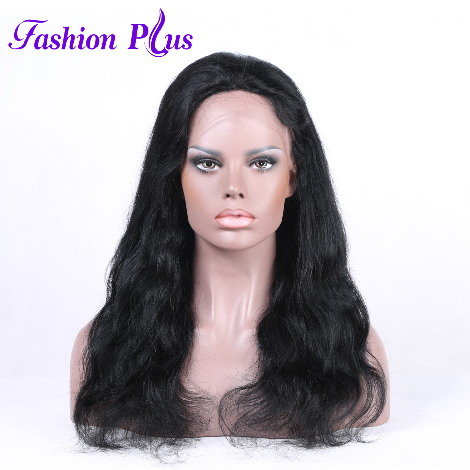 Full Lace Human Hair Wigs With Baby Hair 12-28 Perruque Cheveux Humain 100% Human Hair Wigs For Black Women Natural Body Wave