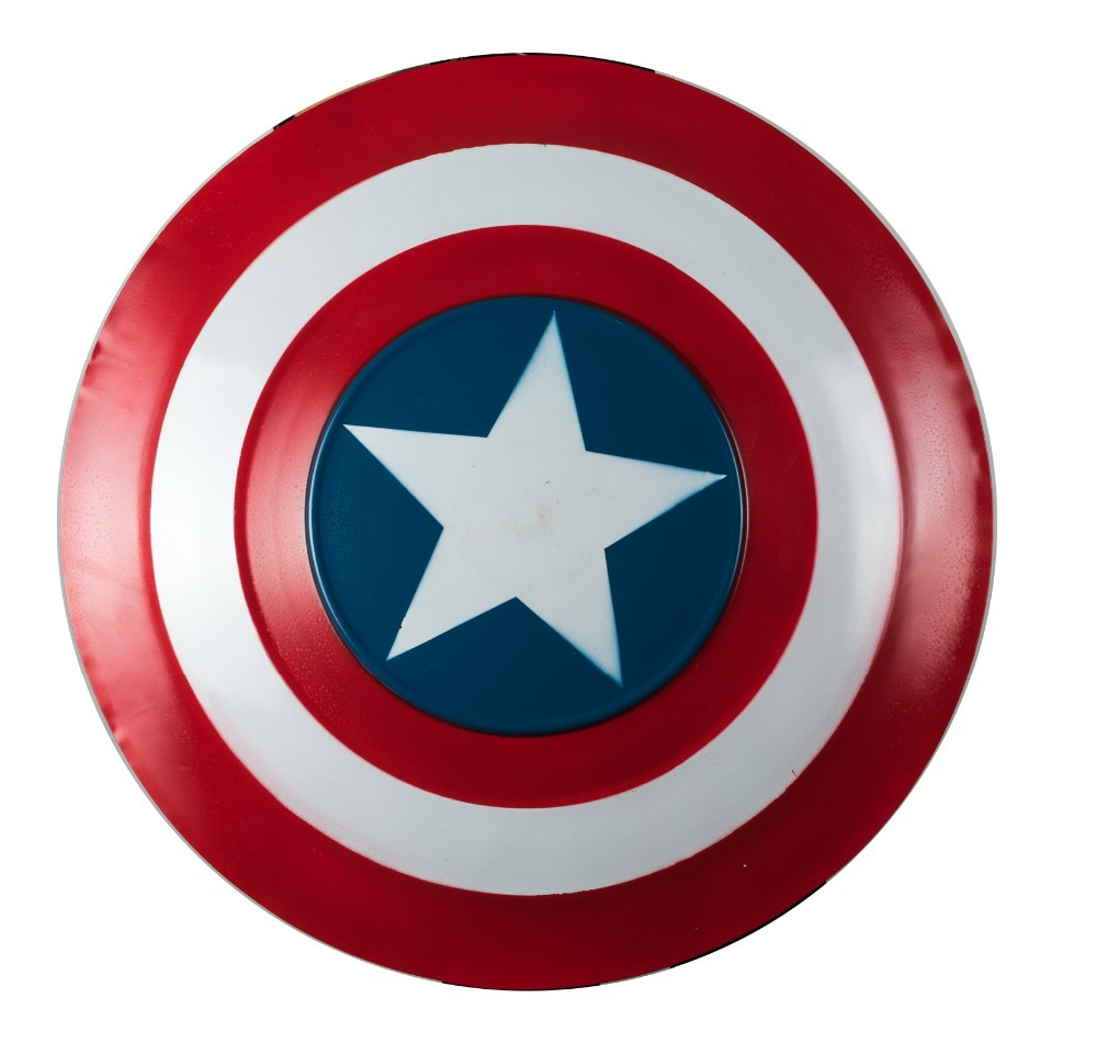 captain america metall schild die film und fernsehen requisiten ver rgert alle metall material. Black Bedroom Furniture Sets. Home Design Ideas