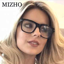 MIZHO Anti Blue Light Blocking Filter Reduces Digital Eye Strain Clear Regular Computer Gaming Protector Glasses Improve Comfort
