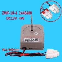 1pcs For Hisense refrigerator fan motor ZWF 10 4 1448488 DC13V refrigerator parts