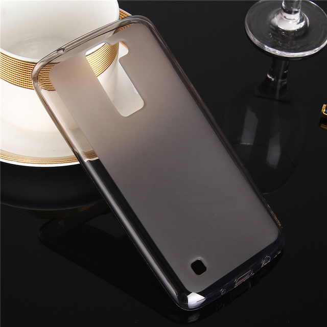 the latest 1387e 66b40 US $1.98 |Protector Case For LG K8 4G LTE K350N back cover + Silicon Soft  Cover For LG K8 Case phone Coque Fundas on Aliexpress.com | Alibaba Group