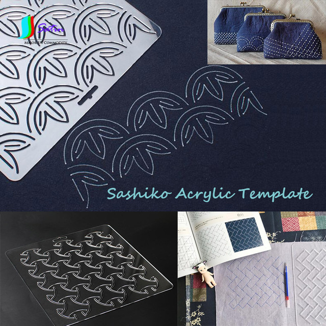 Transparent Big Size Acrylic Template For Cushion Pattern Diy Sewing