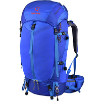 Strong Oxygen SORE 65+10L Backpack Outdoor Light Breathable PES Suspension Mountaineering Double shoulder Sport Bag & Raincover