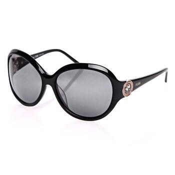 2018 Sunglasses Women Brand Designer Sun Glasses Black Big Frame Oculos De Sol Feminino Ladies Oversize Eyeglasses MK0230A очки мерседес