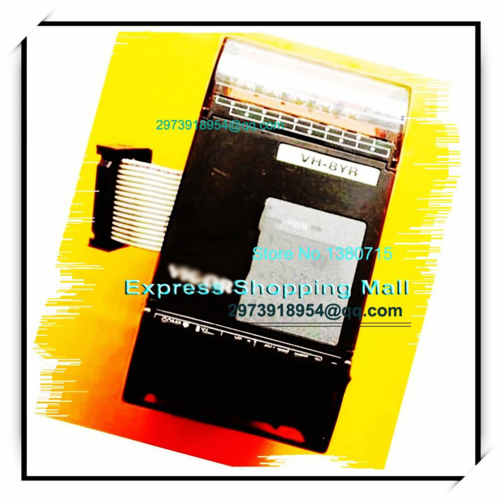 New Original VH-8YR PLC 24VDC relay 8 point Expansion Module plc expansion module tm2amm3ht new original