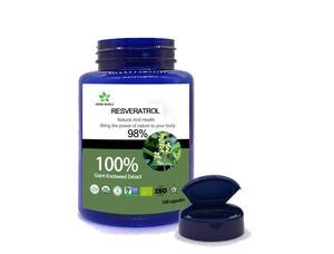 Image 2 - Natural Resveratrol  100pcs/bottle 100%  Polygonum cuspidatum extract powder