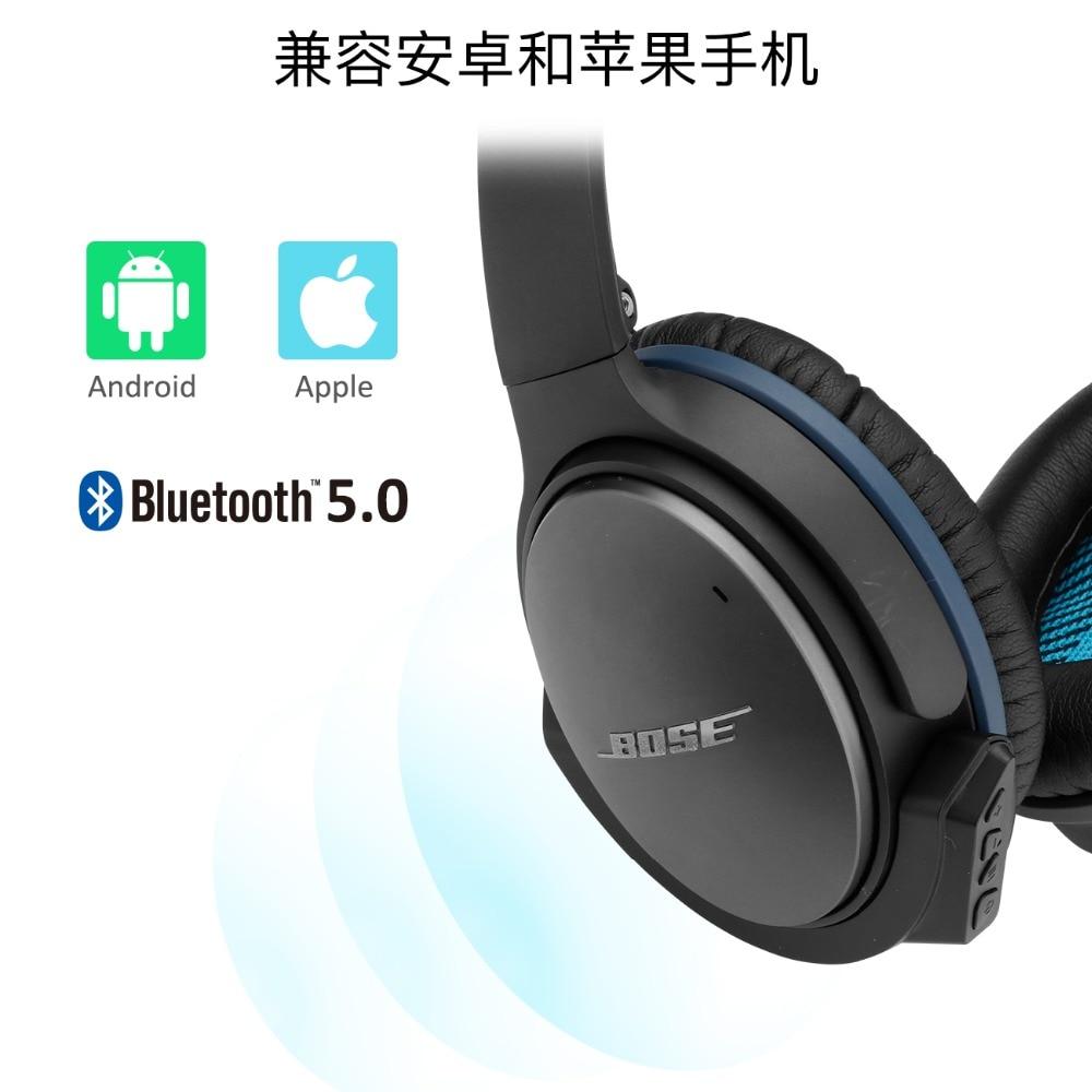 adaptateur bluetooth sans fil pour casque bose quietcomfort 25