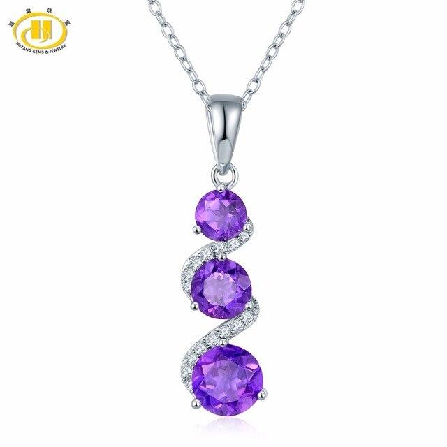 6bf38a2fcbe9 Precio bajo Hutang 2.8ct Natural de piedras preciosas amatista ...
