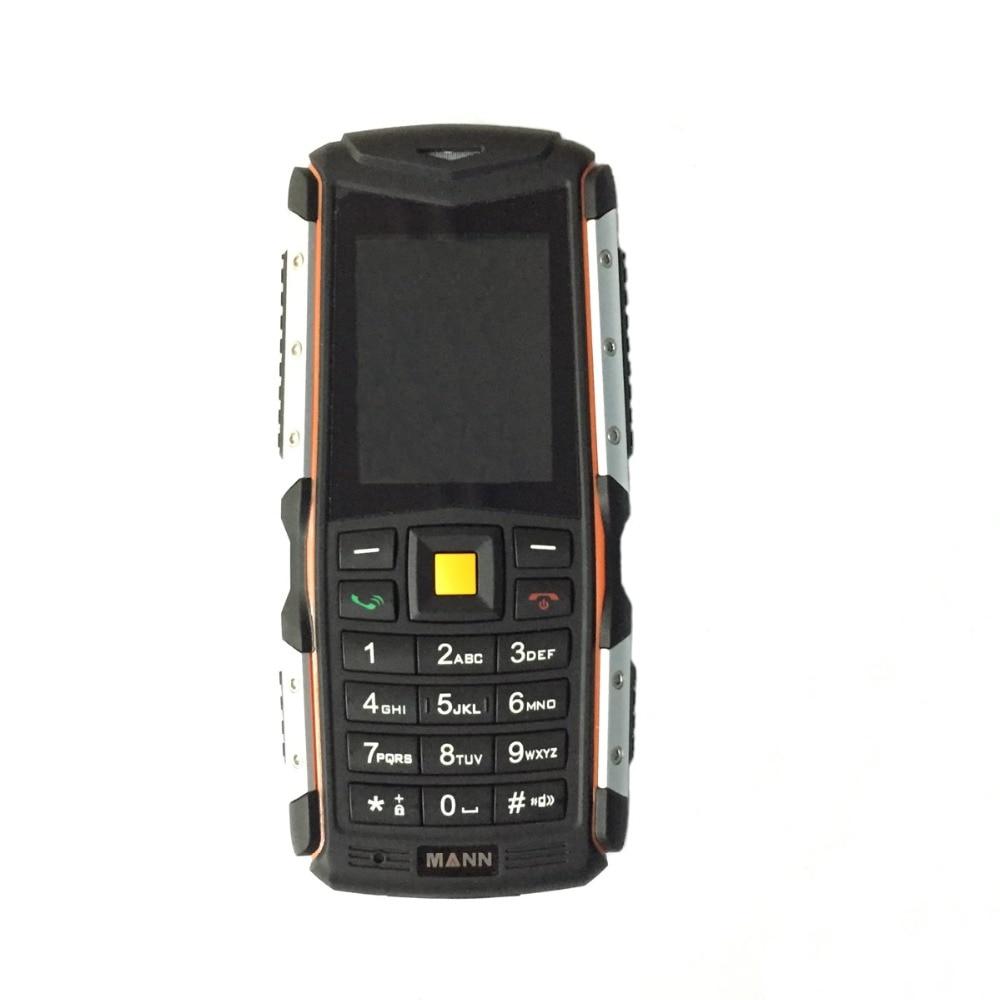 In Stock MANN ZUG S IP67 Waterproof Shockproof Mobile Phone Dustproof Rugged Outdoor Phone 2MP Bluetooth Waterproof Cellphone
