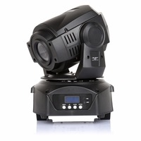 Rasha Mini Spot 60W LED Moving Head Light With Gobos High Brightness DMX 512 DMX 9/11CH Professional 90W LED Stage Light