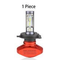 Zdatt Led Bulb Car Light H4 H7 H8 H9 H11 H1 Headlight 9005 HB3 9006 HB4