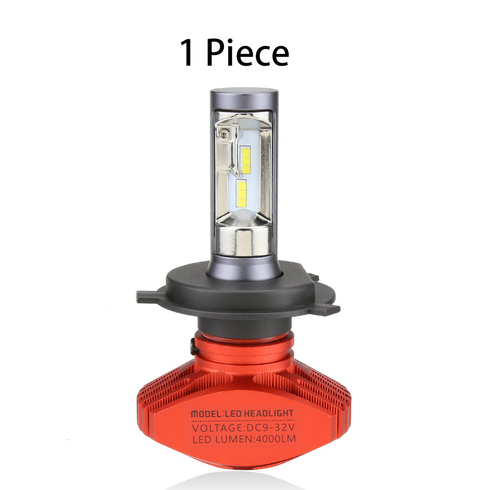 Zdatt <font><b>Led</b></font> Bulb <font><b>Car</b></font> Light H4 H7 H8 H9 H11 H1 Headlight 9005 HB3 9006 HB4 9003 HB2 H3 80W 8000Lm <font><b>12V</b></font> Automobiles 6000K CSP