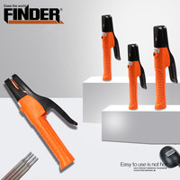 Finder 600A Welding Tools Thickened Copper Forging and Hot Upsetting Anti Leakage Insulation Electric Welding Clamps