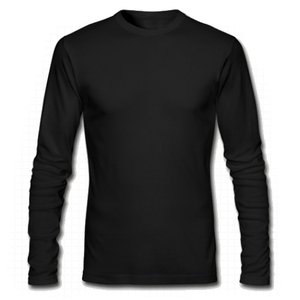 Image 2 - URSPORTTECH 브랜드 사용자 정의 남성 긴 소매 티셔츠 맞춤형 맞춤형 티에 자신의 텍스트 그림 추가