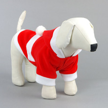 Christmas Costume New Classic Best Saling Christmas Pet Costume Cosplay for dog clothes ropa mascotas