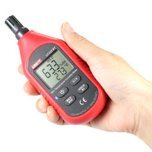 Cheapest prices UNI-T UT333BT temperature instruments Portable digital thermometer Hygrometer Mini Temperature Humidity Meter hygrometer Tester