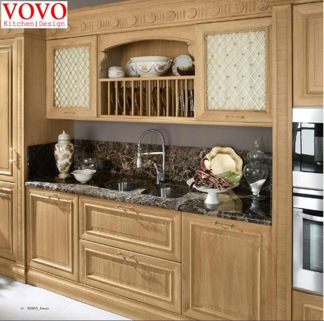 Petit cuisines traditionnelles dans Armoires de cuisine de ...