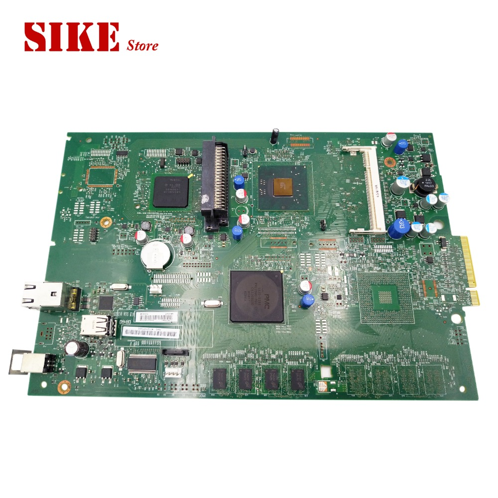 CC440-60001 Logic Main Board Use For HP CP4025 CP4525 CP4025n CP4525n CP 4025 4525 Formatter Board Mainboard formatter pca assy formatter board logic main board mainboard mother board for hp m775 m775dn m775f m775z m775z ce396 60001