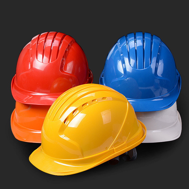 Safety Helmets Work Cap ABS Insulation Material Construction Site free shipping fred sherratt unpacking construction site safety