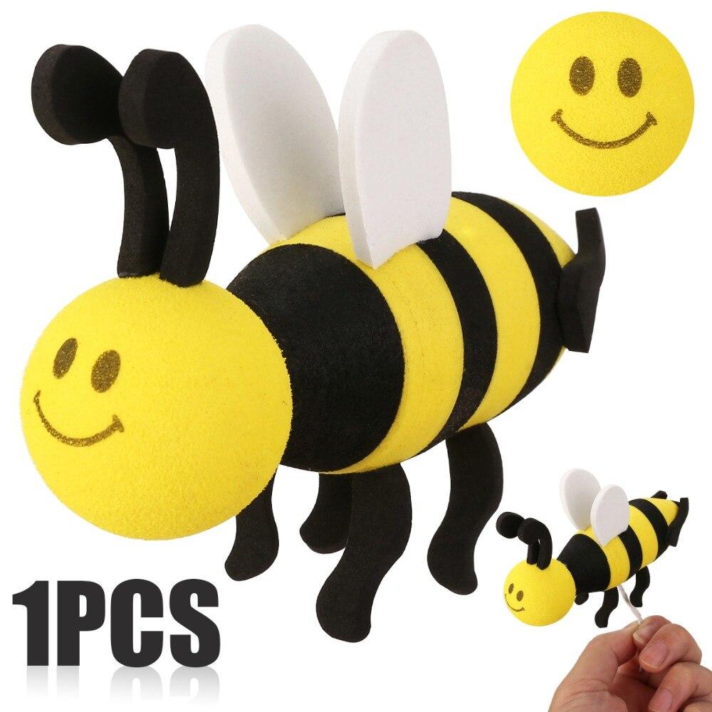 Cute Black Mickey Antenna Balls Car Aerial Ball Antenna Topper Decor Pen Ball