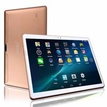 2017 El Más Nuevo de 10 pulgadas Tablet PC Octa Core 2 GB RAM 32 GB ROM Dual Tarjetas SIM Android 5.1 GPS 3G 4G LTE Tablet PC 10 10.1 + Regalos
