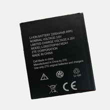 Original Li3822T43P4h746241 phone battery For ZTE Blade A465 A475 2200mAh смартфон zte blade a465 4g black