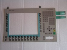 6AV7743-1AC00-0AA0 Membrane Keypad for HMI Panel repair~do it yourself,New & Have in stock