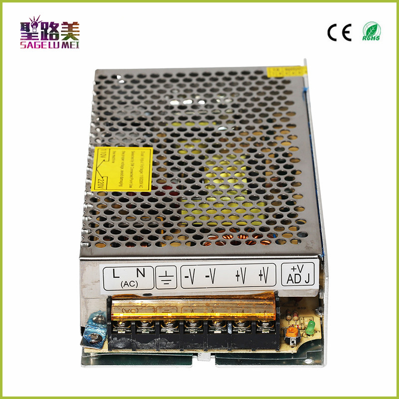 2016-New-Version-Best-quality-12V-15A-180W-Switching-Power-Supply-Driver-for-LED-Strip-AC 3