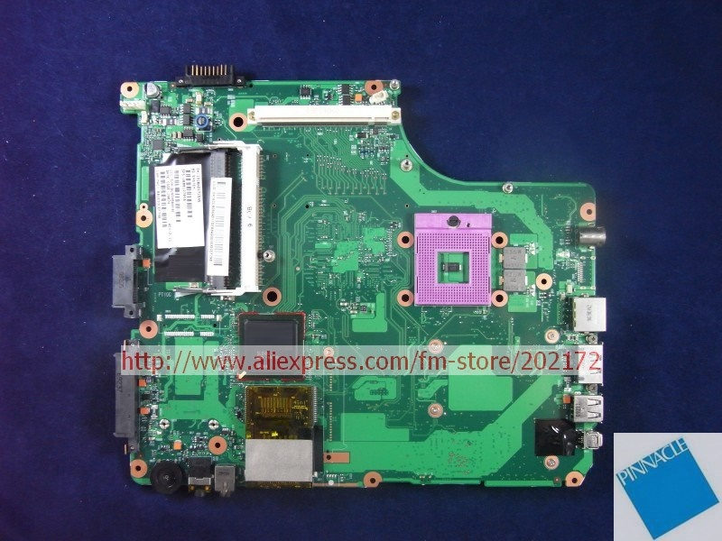 все цены на V000127050 Motherboard for Toshiba Satellite A300 6050A2171501 онлайн