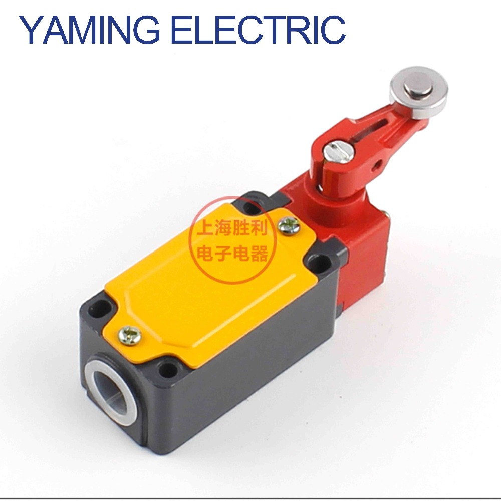 P259 LXK3-20S/B Rotary Roller Lever Actuator Limit Switch AC 380V DC 220V 10A travel wheel turning arm micro switch tz 8104 electric rotary lever enclosed limit switch