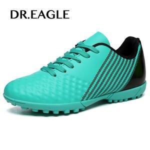 8f6137140 DR. EAGLE Man futzalki indoor soccer cleats shoes for boys kids crampon  football