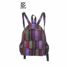 Печать Рюкзак Дети randoseru рюкзак для детей ортопедические в этническом стиле Школьные ранцы для девочек и мальчиков детские книги Сумки 2017