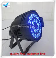 Hot Sell 2pcs Lot Super Bright LED Stage Lighting LED Par Light 24pcs 10W RGBW 4IN1
