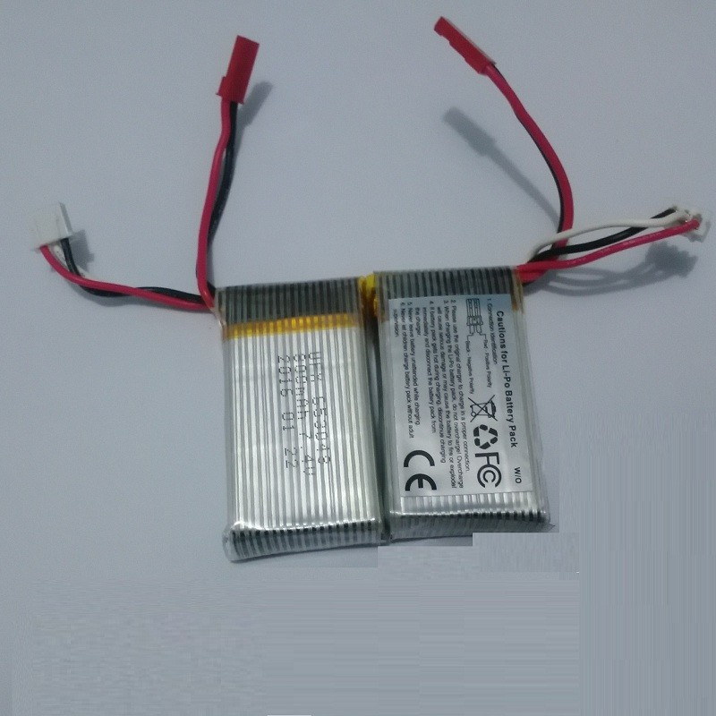 Battery Charger 7.4V 800mAh 65 30 48 Toy aircraft remote Cont ...