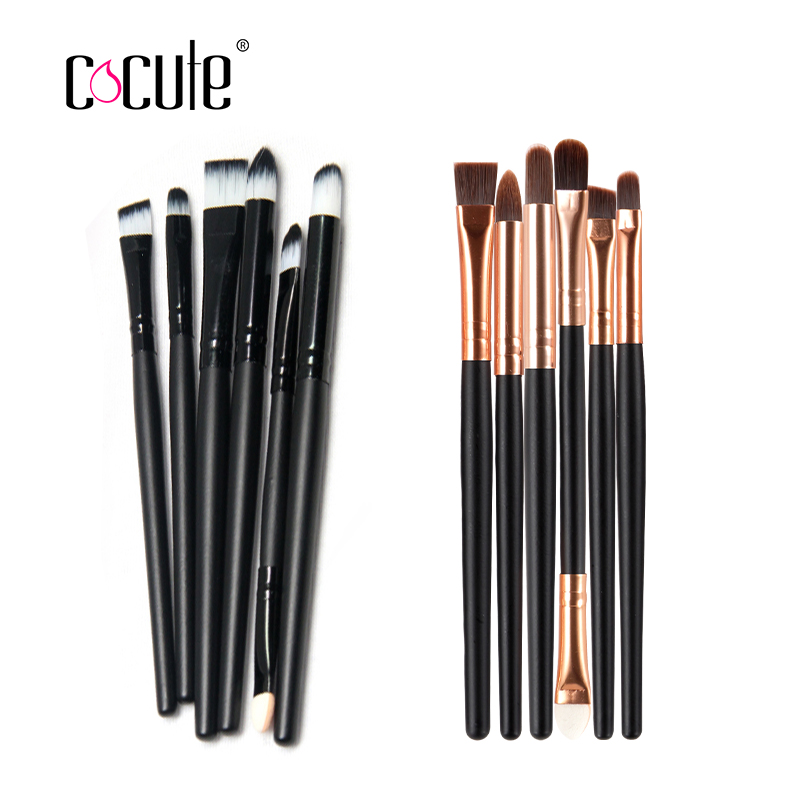Cocute Makeup Sets 5 PCS Including Makeup Eyebrow Concealer Lip gloss Eyeshadow Brush for Girl Face Beauty Gift Hot Sale Set
