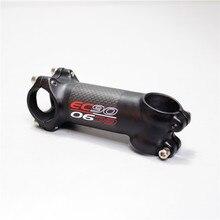 EC90 Brand Aluminum and Carbon Fiber Mixed Riser Stem Carbon handle 28.6-31.8MM  6degree 17 degree