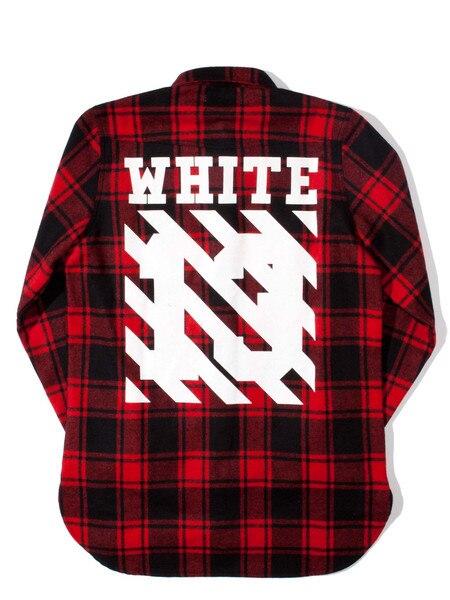 Noir plaid chemise de flanelle achetez des lots petit for Red black and white flannel shirt