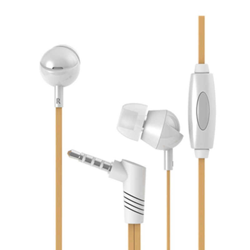 Original Q3 In-Ear Earphones HIFI 3.5mm stereo bass earphone earpieces headset For your mobile phone audifonos For iphone genuine xiaomi hybrid earphone auricolariin ear hifi headset microphone pro multi unit circle iron headphones mobile earphones