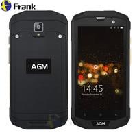 Original AGM A8 IP68 Waterproof Phone 5 0 HD 4GB RAM 64GB ROM Shocproof Phone