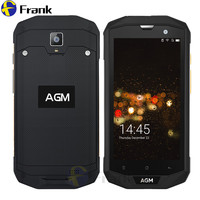 Original AGM A8 IP68 Waterproof Phone 5 0 HD 4GB RAM 64GB ROM Shocproof Phone