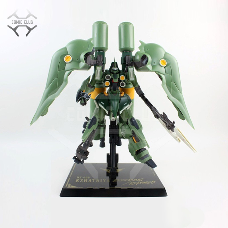 """COMIC CLUB IN STOCK baofeng model KSHATRIYA repaired besserung parts set Anime """"Gundam unicorn"""" Robot Spirits Action Figure toy-in Action & Toy Figures from Toys & Hobbies    1"""