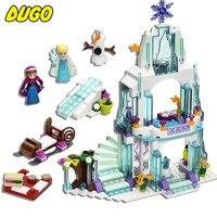 친구 시리즈 인어 피규어 드레스 블록 장난감 호환 레고 친구 Frozene 공주 도시 성 장난