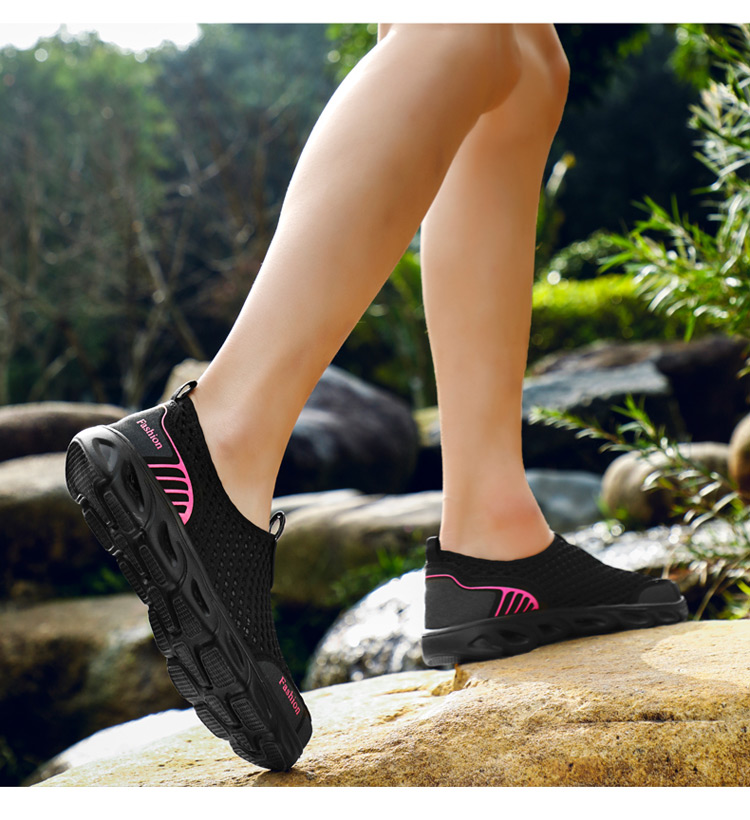 HTB1rbI4N4naK1RjSZFBq6AW7VXaX Men Casual Shoes Sneakers Fashion Light Breathable Summer Sandals Outdoor Beach Vacation Mesh Shoes Zapatos De Hombre Men Shoes