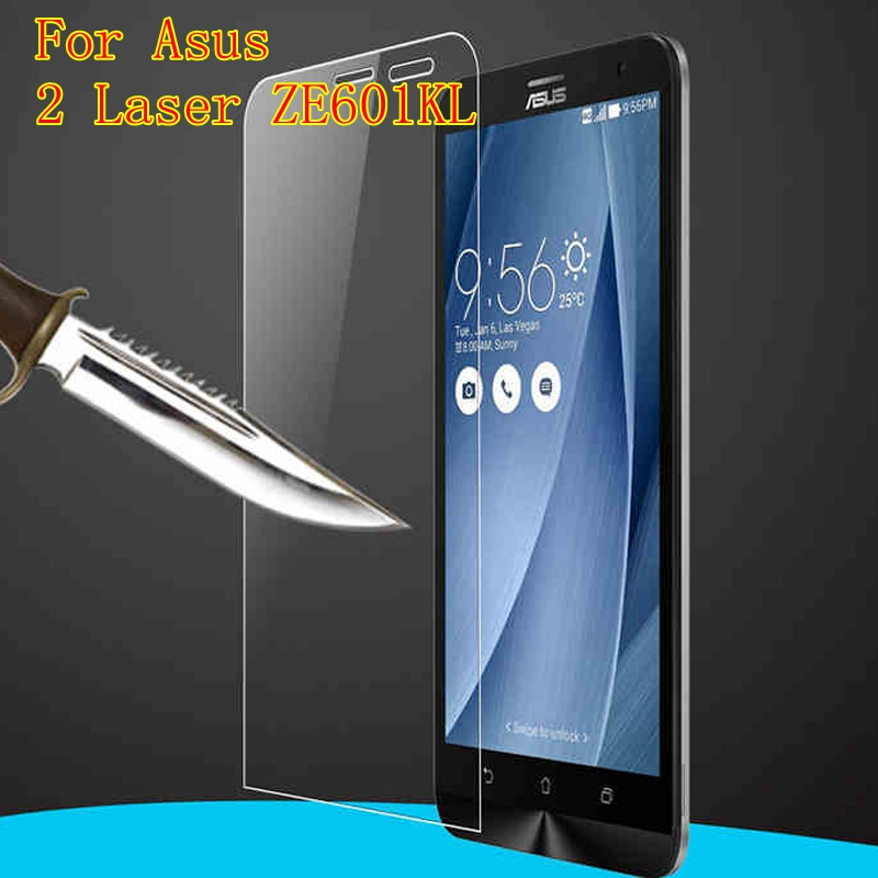 tempered glass for asus zenfone 2 laser ze601kl protector. Black Bedroom Furniture Sets. Home Design Ideas