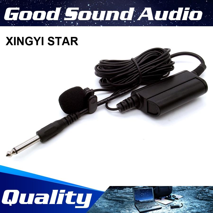 Ücretsiz Kargo Profesyonel Müzik Aletleri Kondenser Yaka Mikrofonu - Taşınabilir Ses ve Görüntü - Fotoğraf 1