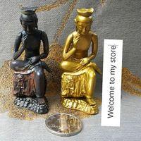 pvc figure toy model Buddha 2pcs/set