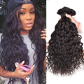 7a Malaysian Curly Hair 3 Bundles Malaysian Virgin Hair Natural Wave Malaysian Wet And Wavy Hair Natural Curly Weave Human Hair